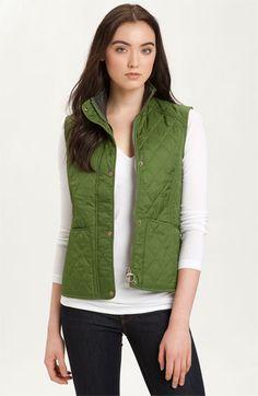 Barbour 'Summer Liddesdale Gilet' Vest available at #Nordstrom