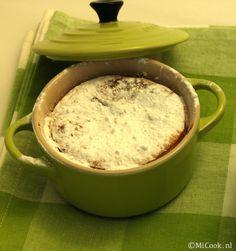 Cheesecake uit een pannetje