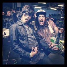 Kellin and Vic