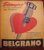 Adiós al radioteatro - Monografias.com www.monografias.com190 × 213Search by image Radio Belgrano es una radio argentina, fundada en 1923