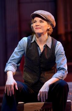 Would not mind just being Kelli O'Hara...