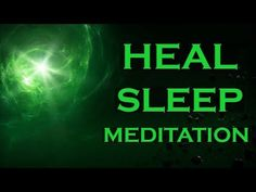 HEAL ~ Sleep Meditation ~ Heal with this UNBELIEVABLE POWER - YouTube