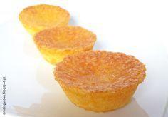 Coconut Desserts, No Bake Desserts, Dessert Recipes, Portuguese Desserts, Portuguese Recipes, Cupcakes, Pasta, Winter Food, Food Inspiration
