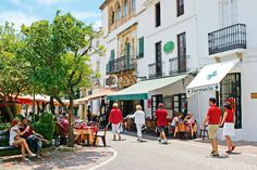 Marbella - Espanja - Aurinkomatkat