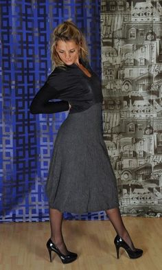 Dress from Lauren Vidal Winter 2012 Collection. Now on Special Offer.