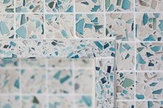 If you've read my blog for a while, you know I'm a big fan of Vetrazzo and their drop dead gorgeous handcrafted recycled glass slabs and tiles! (Did you even know they made tiles?!) Int…