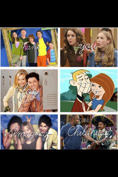 I miss the old disney... Kim Possible, Lizzie McGuire, That's So Raven, Suite Life, Phil of the Future  so sad it's gone