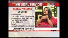 NRI Legal Services to hold free seminars
