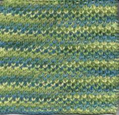 Free+Knitting+Pattern+-+Dishclothes+&+Washcloths+:+Bee+Stitch+Cloth
