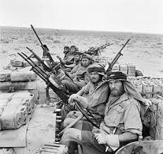 SAS SOLIDERS IN NORTH AFRICA