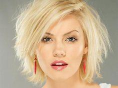 frisuren für rundes gesicht   neueste Frisurentrends in 2015