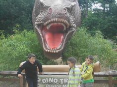 Just Walking My Pet Dinosaur Prank