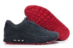 Nike Air Max 90 VT Black With Red Sole