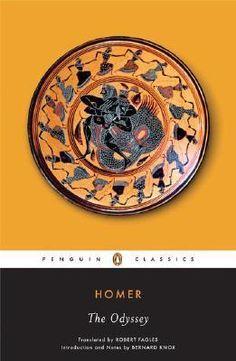 The Odyssey by Homer, Robert Fagles (Translator), Bernard Knox (Introduction)
