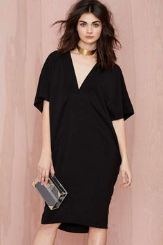 Nasty Gal All of the Night Caftan Dress - Going Out | Midi + Maxi | LBD | Dresses | Clothes |