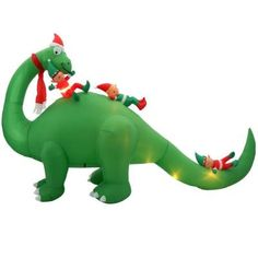 Dino at Menards, Home Depot Mexico | Inflatables | Pinterest ...