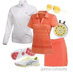 Puma Spring/Summer 14 | Golf4Her