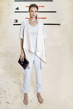 Robert Kalinkin Fashion House - Make a Statement Summer 2015, Spring Summer, Ss 15, House Styles, How To Make, Pants, Fashion, Trouser Pants, Moda