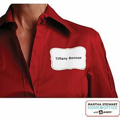7 Best Name Badges images in 2013 | Name badges, Names, Name