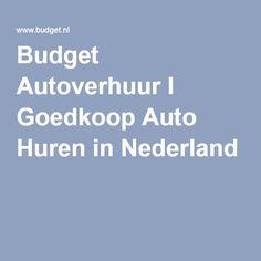 Budget Autoverhuur l Goedkoop Auto Huren in Nederland