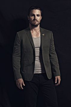 Stephen Amell #Arrow