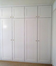 This 'fitted' unit is from J&V Carpentry, in West London  Their fitted and custom wall units top our list of favorites!