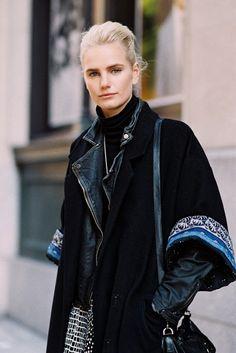Vanessa Jackman: New York Fashion Week AW 2014....Anmari