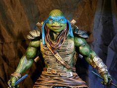 TMNT Movie Leonardo (Teenage Mutant Ninja Turtles) Custom Action Figure