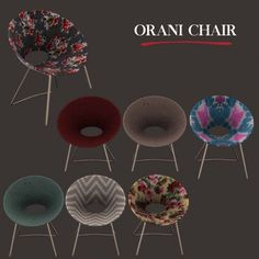 Leo Sims - Orani chair for The Sims 4
