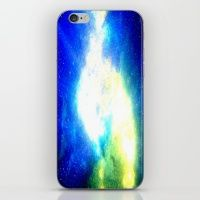 Place to be born iPhone & iPod Skin