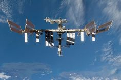 International Spacestation. Google Image Result for http://apod.nasa.gov/apod/image/0910/iss_sts128.jpg