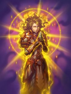 Paragon of Light for Hearthstone: The Witchwood by JamesRyman on DeviantArt Character Inspiration, Character Art, Character Design, Character Reference, Character Portraits, Character Ideas, Fantasy Characters, Female Characters, Book Characters