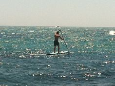 SUP session - Torrevieja. Agosto '11
