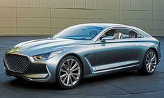 Hyundai představil luxusní koncept Vision G Coupe