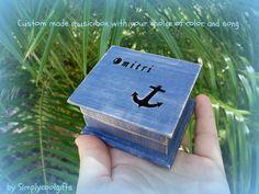 anchor music box