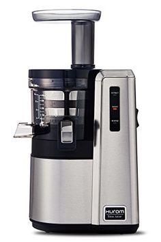 HUROM HZ Slow Juicer, Silver ** Click image for more details. #Juicers
