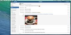 Behind the scenes at MCR: Our chatroom