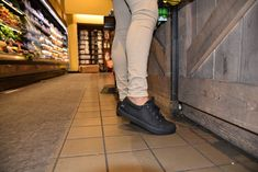 These comfortable, slip-resistant shoes will take you everywhere. Practical black waxed canvas uppers and superior traction make a work shoe that fits all parts of your life. Slip Resistant Shoes, Run Around, Vegan Shoes, Just Run, Waxed Canvas, Ladies Slips, Black Canvas, Foods