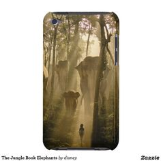 The Jungle Book Elephants Barely There iPod Case #carcasas #cases