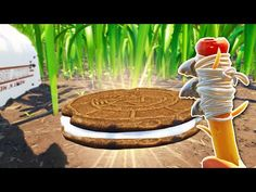 (191) I Found THIS Secret Cookie and Crafted The Hidden Smoothie in Grounded - YouTube Ants, Smoothie, Cookies, Canning, Youtube, Crack Crackers, Ant, Biscuits, Smoothies