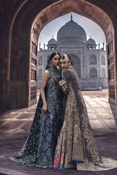 sabyasachi  — Designer: Honey Waqar Photography: Khawar Riaz...