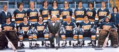 Charlestown Chiefs- Slap Shot ——— I want this as artwork on my wall Minnesota North Stars, Slap Shot, Tampa Bay Lightning, Good Movies, Awesome Movies, Ice Hockey, Nhl, Movie Tv, Sports