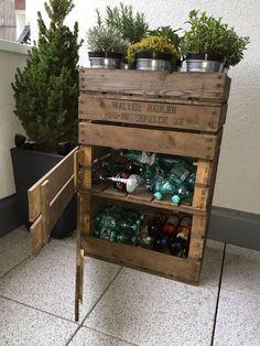 Wau! Mit diesen Ideen machen Sie aus alten Kisten stilvolle Dekoration! - Seite 3 von 12 - DIY Bastelideen