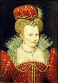Margaret of France (French: Marguerite de France or Marguerite de Valois, 1553 – 1615), Queen of France and of Navarre during the late16th century. A royal princess of France by birth, she was the last of the House of Valois.Daughter of King Henry II of France and Catherine de' Medici, sister of Kings Francis II, Charles IX and Henry III and of Queen Elizabeth of Spain. She was queen of 2 countries:she had married King Henry III of Navarre who became King Henry IV of France.