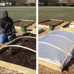 How to Weatherproof Your Raised Garden Beds!