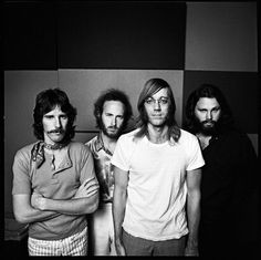 The Doors / photo by Wendell Hemick / at The Doors workshop on Santa Monica Blvd. (Calif.) December 1970