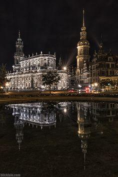 Dresden - Theaterplatz by Christian S #Germany