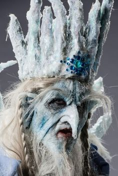 The very best makeup designs from the reality TV show Face Off Face Off Makeup, Makeup Fx, Movie Makeup, Scary Makeup, Makeup Ideas, Face Off Syfy, Adventure Time, Prosthetic Makeup, Winter Makeup