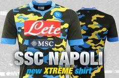 SSC Napoli 2014 Macron Xtreme Jersey