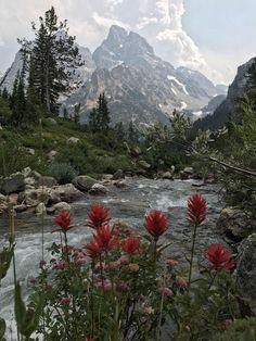 Grand Teton National Park is breathtaking : CampingandHiking